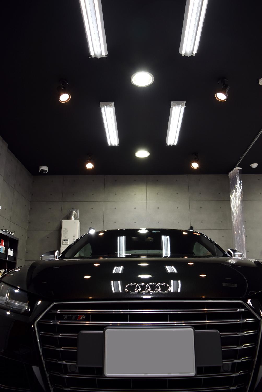 高輝度・LED照明設備(全照明の高輝度LED化)